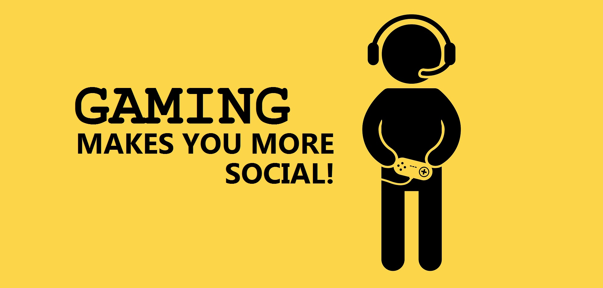 Online Gaming is Sociable