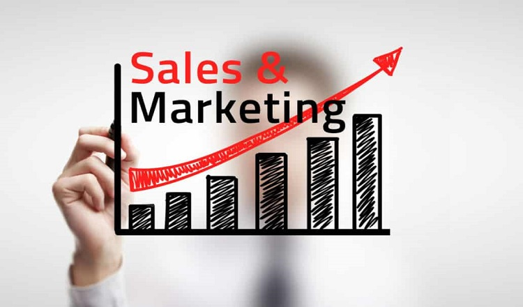 The new world of sales and marketing. | Digital Business